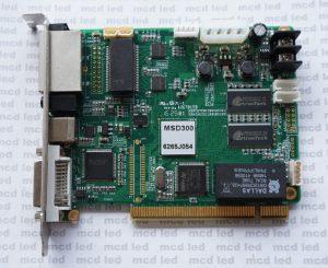 SENDING CARD NOVASTAR MSD 300